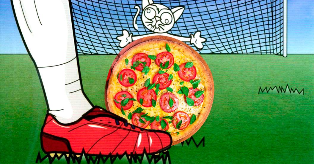 A bicuda de Tinuca e as pizzas da Mafaldinha