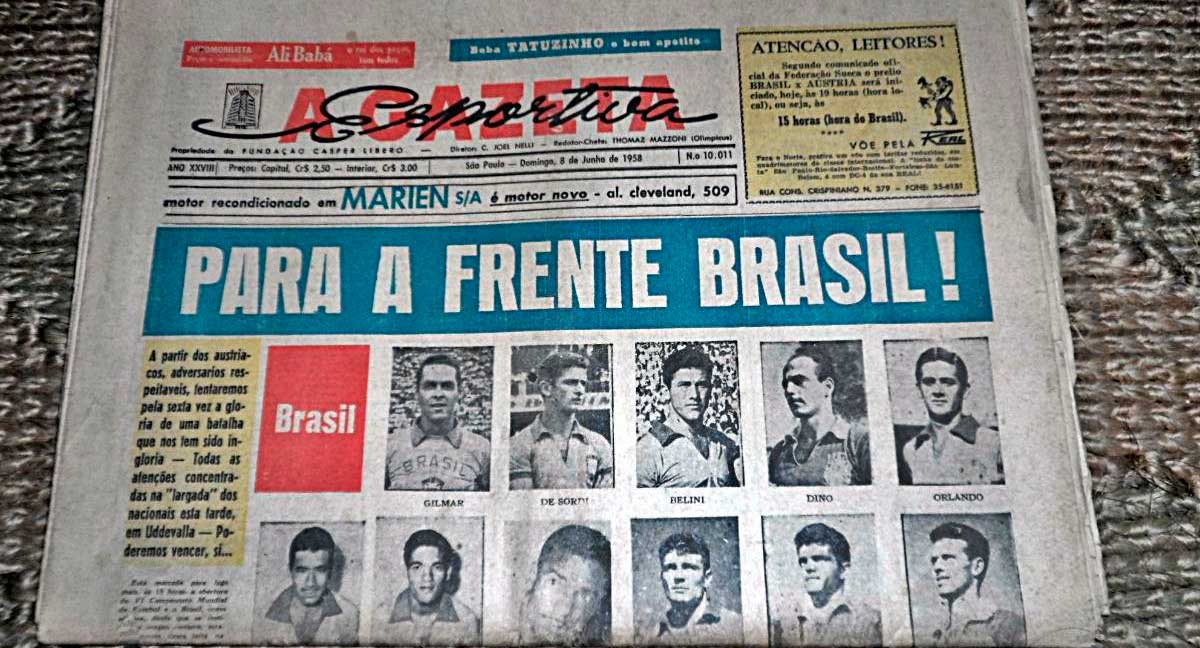 A minha Gazeta Esportiva