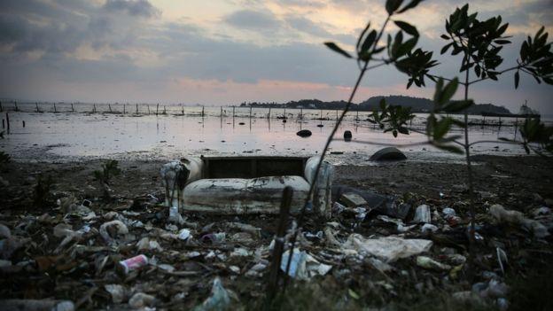 Poluição mata mais de 100 mil pessoas por ano no Brasil, diz relatório.
