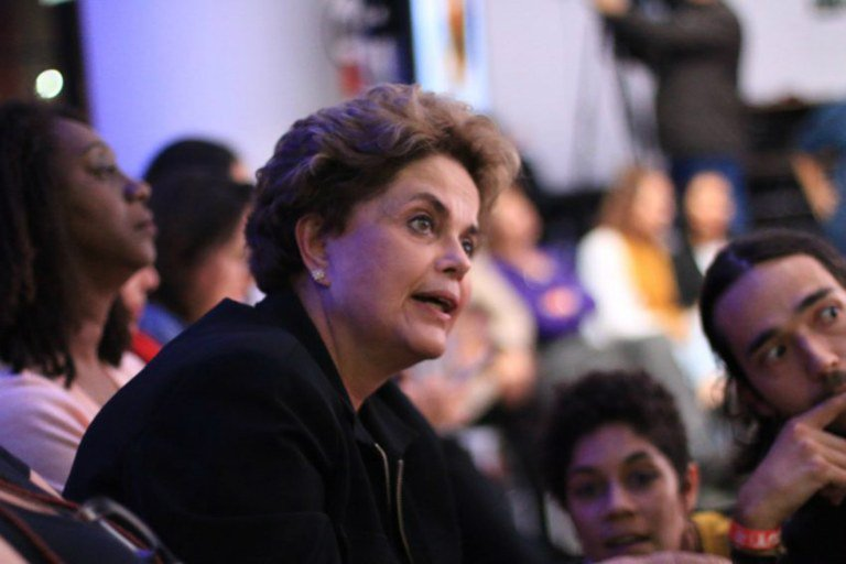 Dilma Rousseff: Compraram votos no impeachment e continuam a comprar.