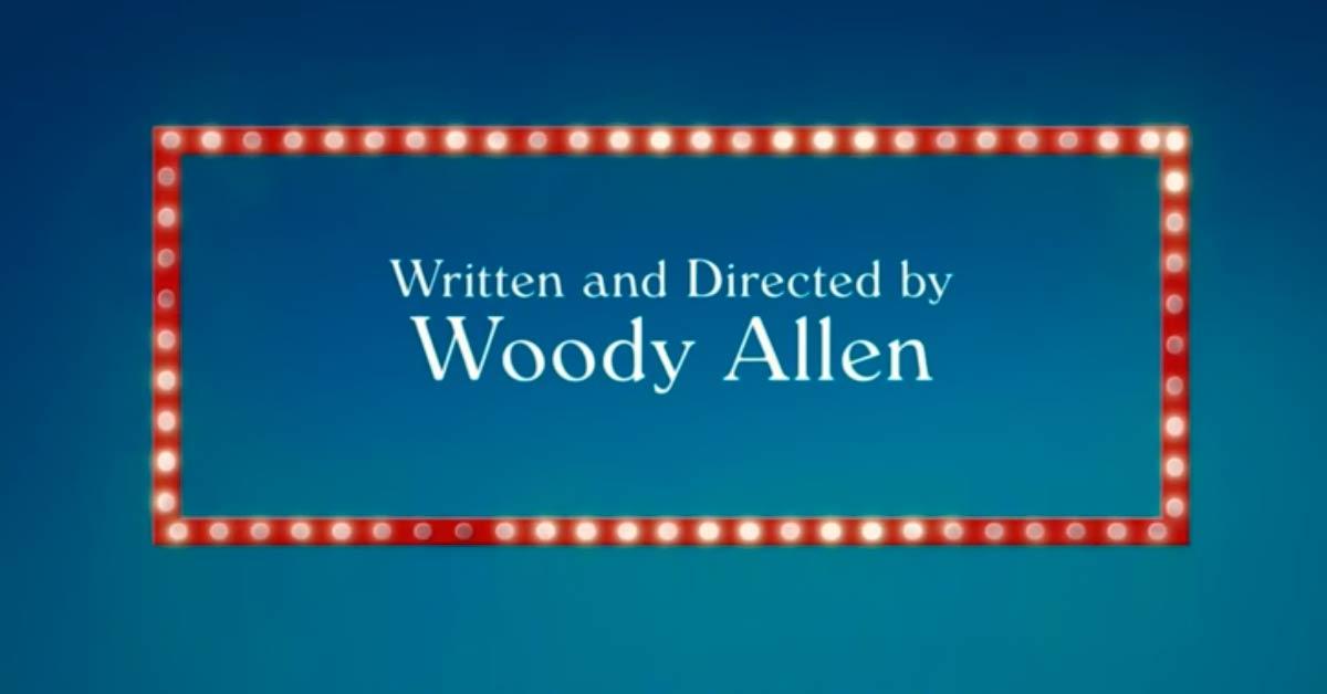 woody allen - roda gigante
