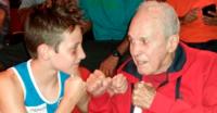 O tempo voa até para os meninos do boxe ou Éder Jofre e Leo lutando pela vida!