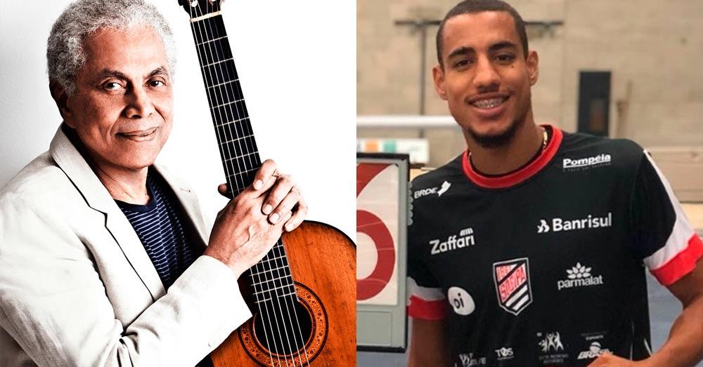 Paulinho da Viola, Almir Souza Campos